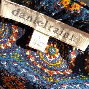 Daniel Rainn Dresses - Daniel Rainn Drawstring Waist Dress Size Large